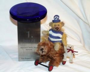 Teddybär-Welt: Sieger 1998
