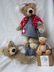 Swiss Teddy: 2. Platz und 3. Platz Publikumspreis 2010